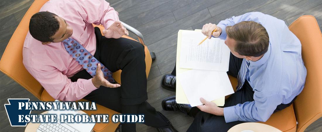 Estate Probate Guide Personal Representative